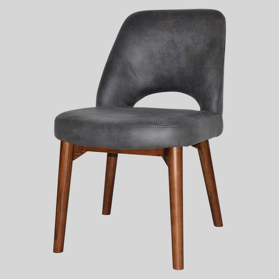 Mulberry Chair with timber leg