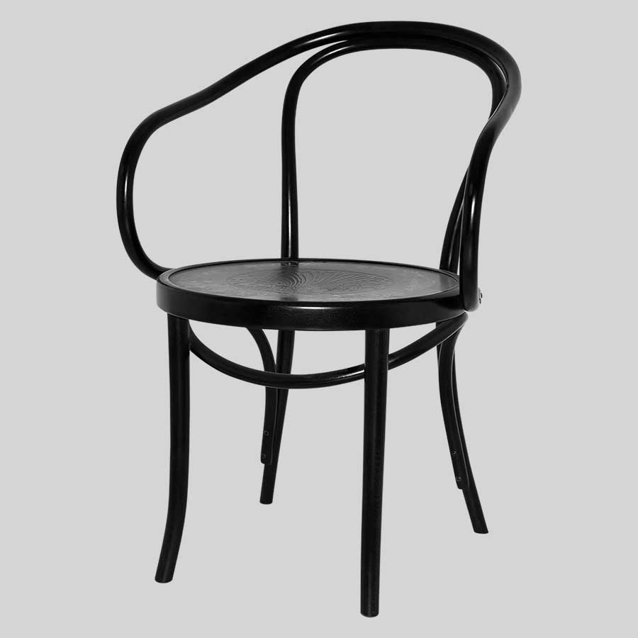 No 9 Bentwood Armchair by Fameg