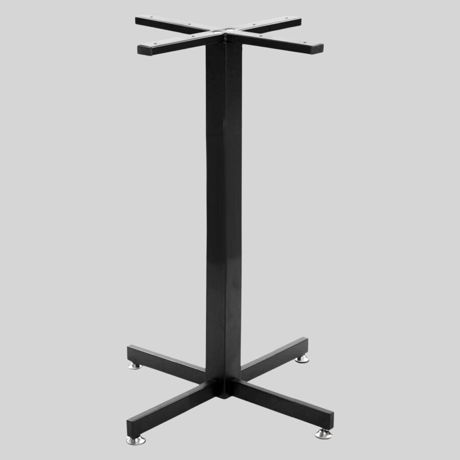 Gibson Dining Table Base - 700 Black