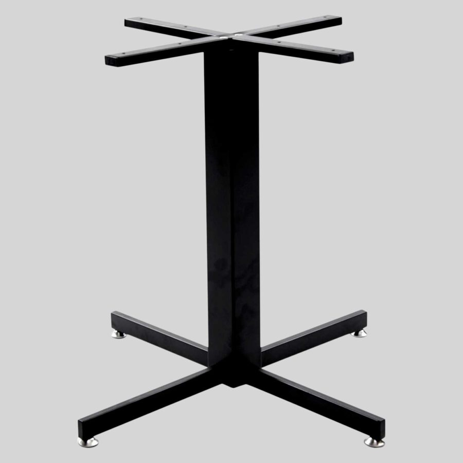 Gibson Dining Table Base - 800 Black