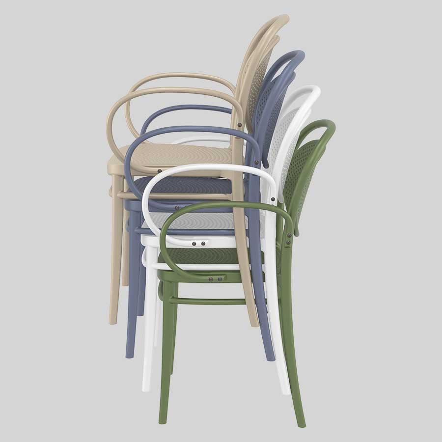 Marcel XL Armchair by Siesta