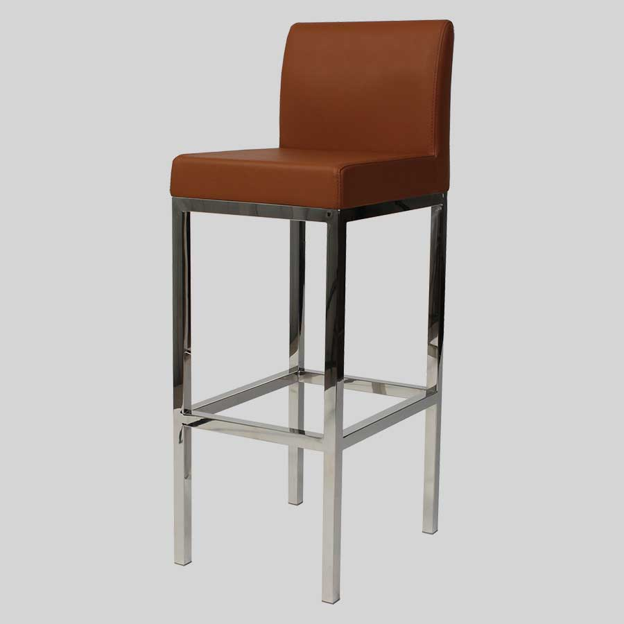 Quentin Bar Stool with Back