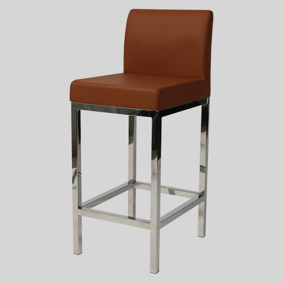 Quentin Counter Stool with Back