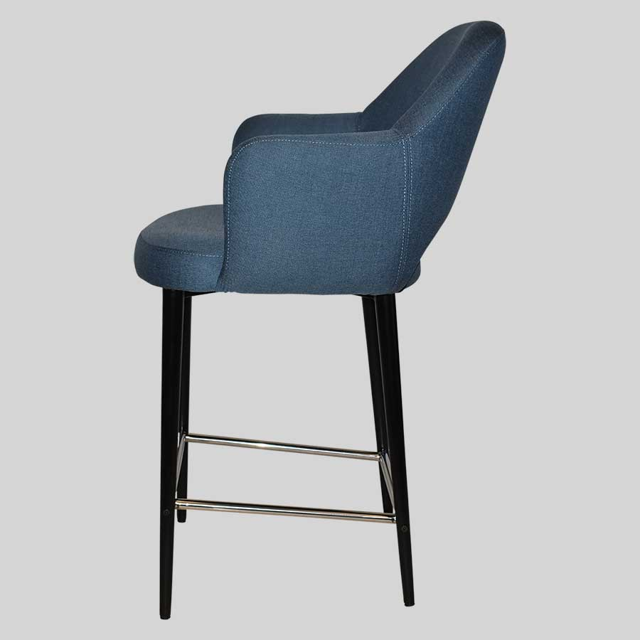 Mulberry Counter Stool with Arms