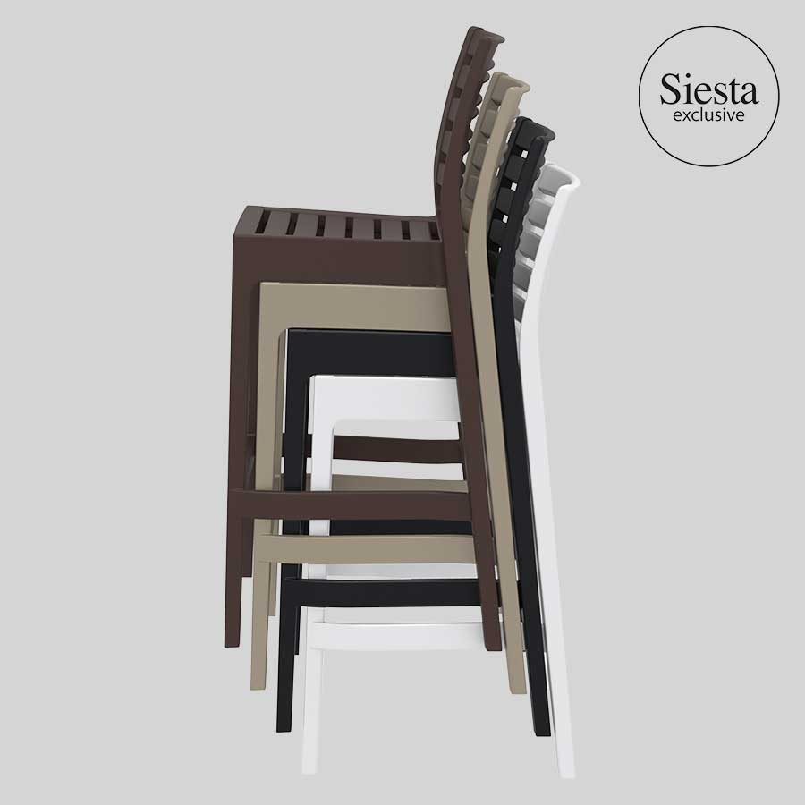 Ares Bar Stool by Siesta