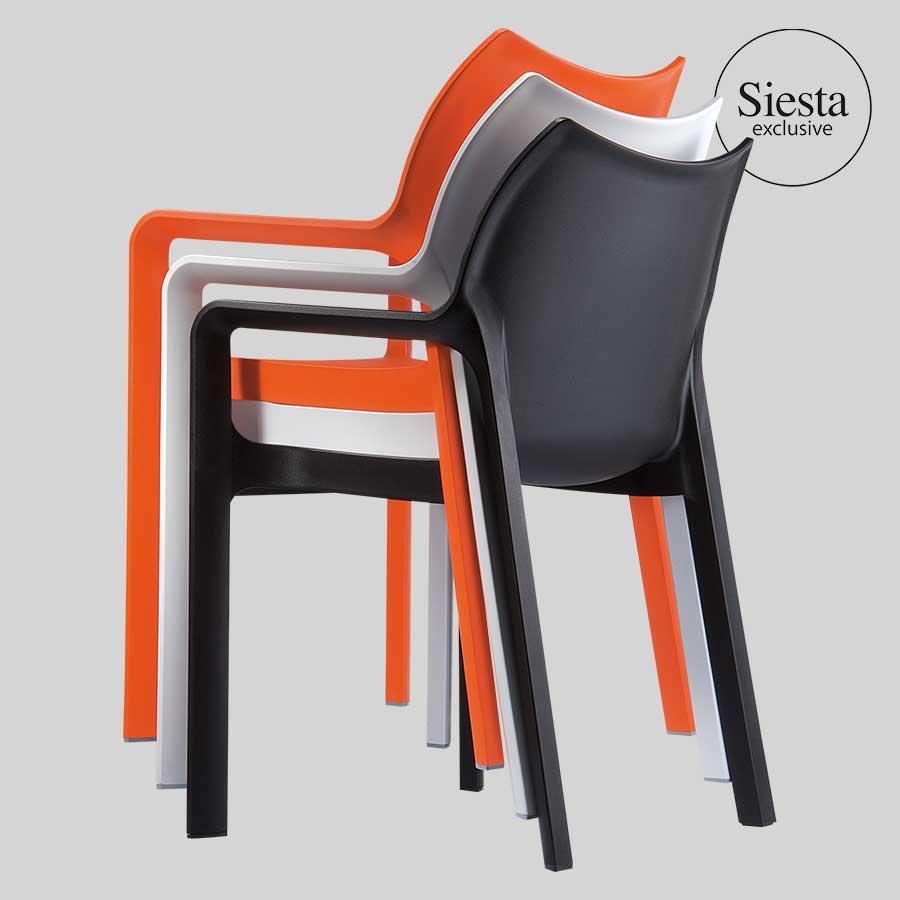 Diva Armchair by Siesta