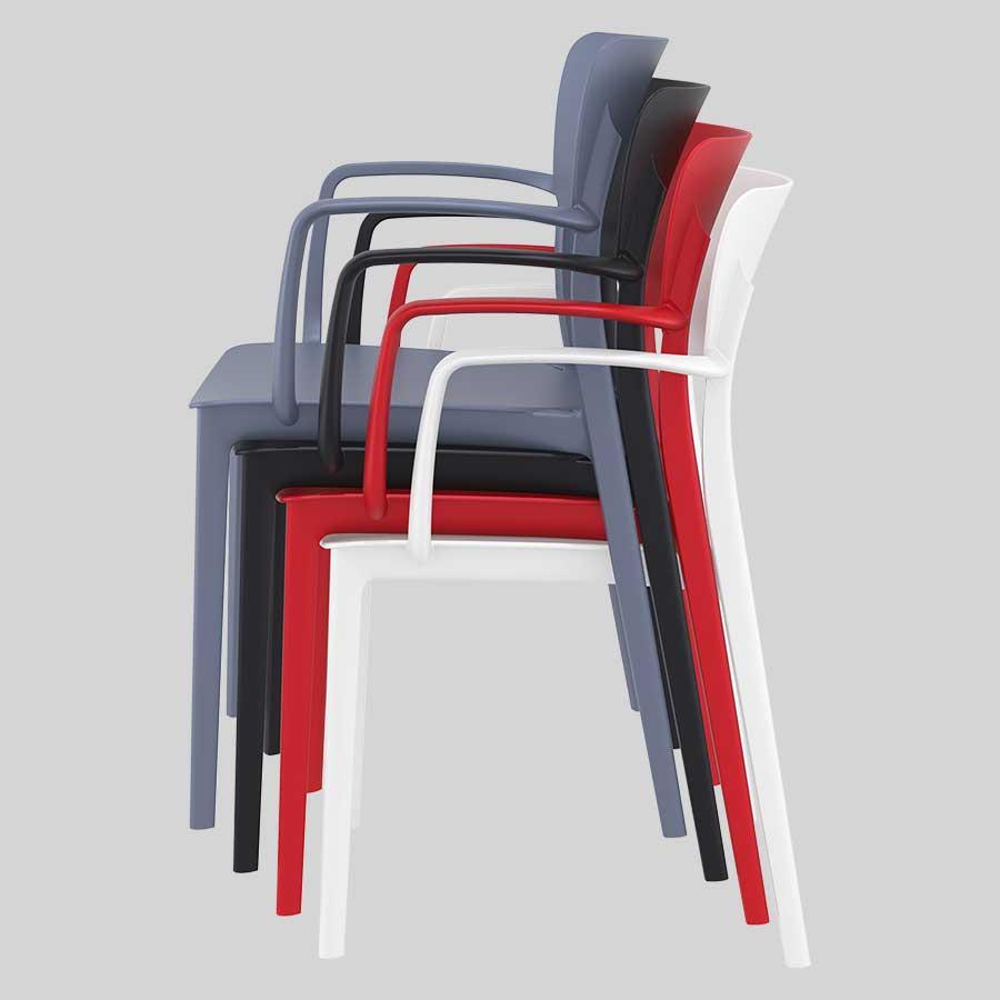 Lisa Armchair by Siesta