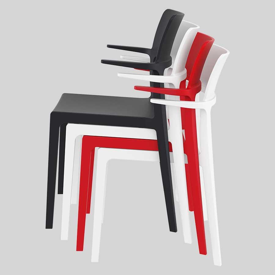 Plus Armchair by Siesta
